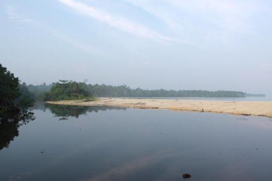Laguna di Pantai Mappadegat